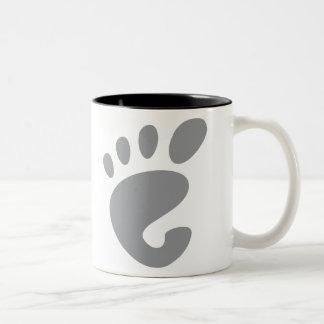 Gnome - Linux - OSS FSF  Coffee Mug