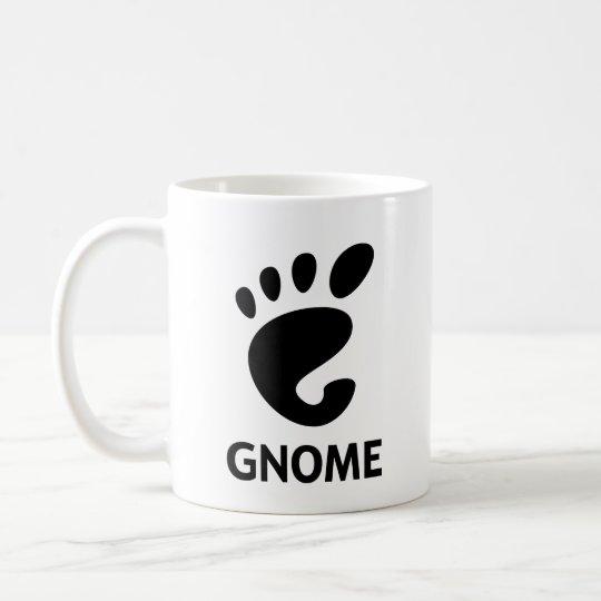 GNOME Logo Coffee Mug