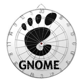 GNOME Logo Dartboards