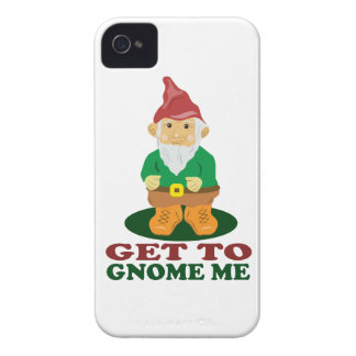 Gnome Me iPhone 4 Cover