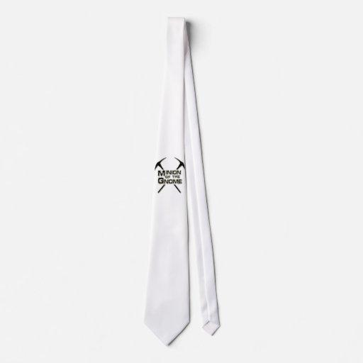 Gnome Minion Tie