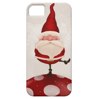 Gnome on fungus iPhone 5 cover