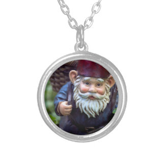 Gnome on the Roam Necklace
