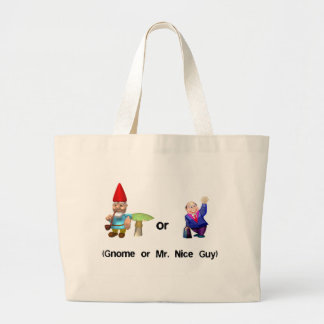 Gnome or Mr Nice Guy Bags