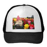 Gnome Petals Trucker Hat