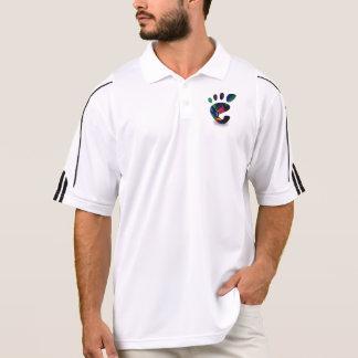 GNOME Place Like LINUX Polo Shirt