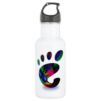 GNOME Place Like LINUX Water Bottle