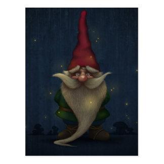 Gnome Postcard