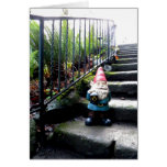 Gnome Stairs Cards