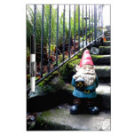 Gnome Stairs Dry Erase Board