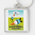 Gnome Tippers Anonymous Key Chain