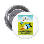 Gnome Tippers Anonymous Pinback Button