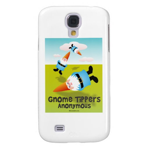Gnome Tippers Anonymous Samsung Galaxy S4 Case