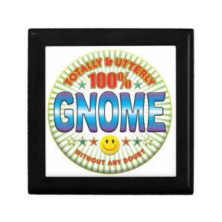 Gnome Totally Jewelry Box