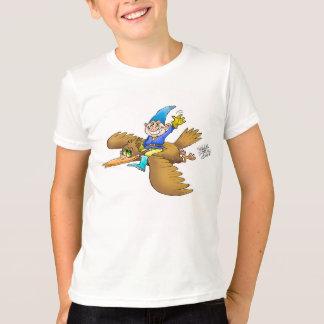 Gnome travel. T-Shirt