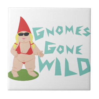 Gnome Wild Tile