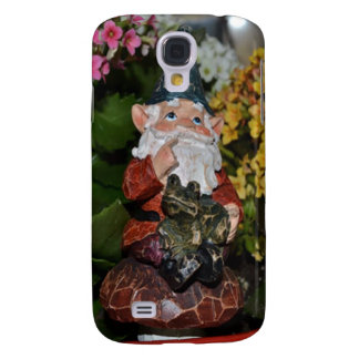 Gnome with Frog-full size Samsung Galaxy S4 Case