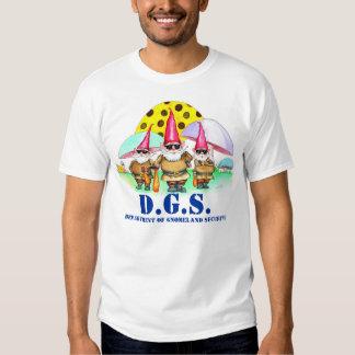 Gnomeland Security T Shirt