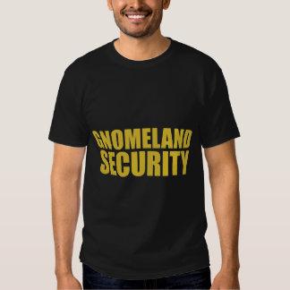 GNOMELAND SECURITY TEES