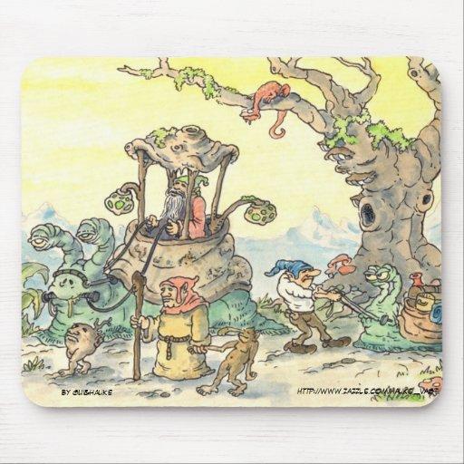 gnomeparade mousepad