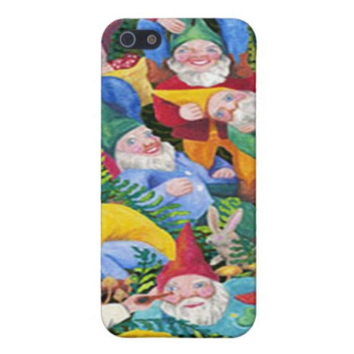 Gnomes Covers For iPhone 5