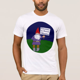 Gnomes for Barack Obama T-Shirt