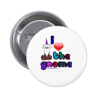 Gnomes Gnomes Gnomes Buttons