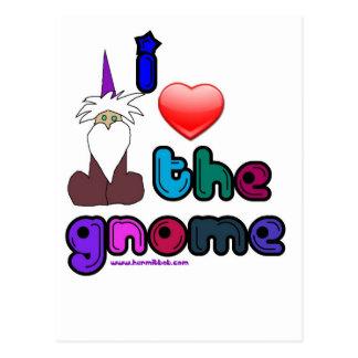Gnomes Gnomes Gnomes Postcard