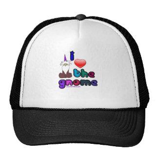 Gnomes Gnomes Gnomes Trucker Hat