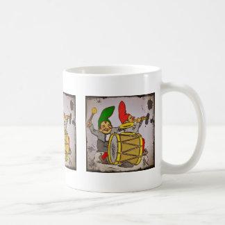 Gnomes Making Music Coffee Mug