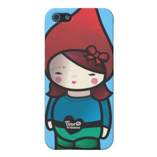 gnomette iPhone SE/5/5s case
