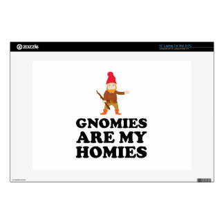"Gnomies Are My Homies Skin For 13"" Laptop"
