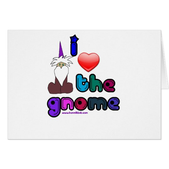Gnomies Card