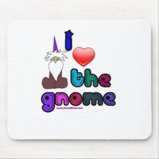 Gnomies Mouse Pad