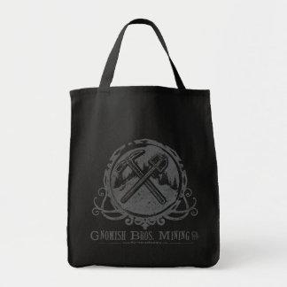 Gnomish Bros. Mining Co. Grocery Bag