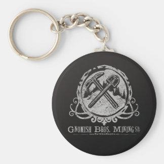Gnomish Keychain