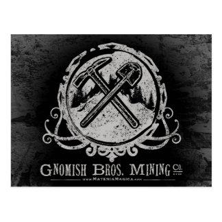 Gnomish Postcard