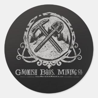 Gnomish Sticker