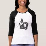 Gnomo 3/4 T Camisetas