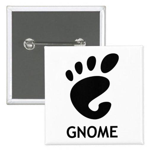 Gnomo (ambiente de escritorio) pins