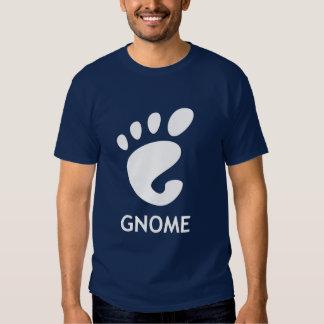 Gnomo (ambiente de escritorio) remera