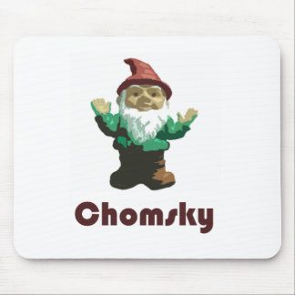 Gnomo Chomsky Alfombrillas De Ratones