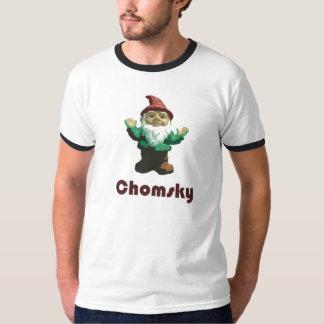 Gnomo Chomsky Playera