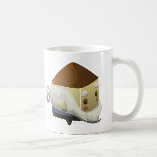 Gnomo de la interferencia cubimal taza de café