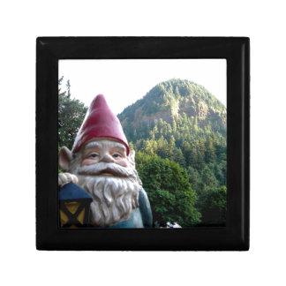 Gnomo de la montaña cajas de regalo