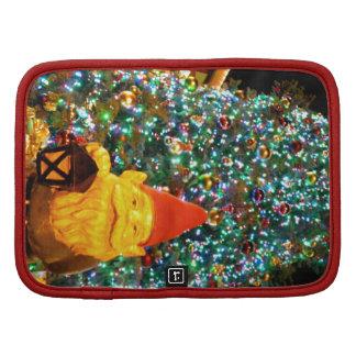 Gnomo de las Felices Navidad Planificador