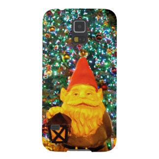 Gnomo de las Felices Navidad Carcasa Para Galaxy S5