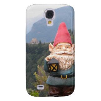 Gnomo de Vista Funda Para Galaxy S4