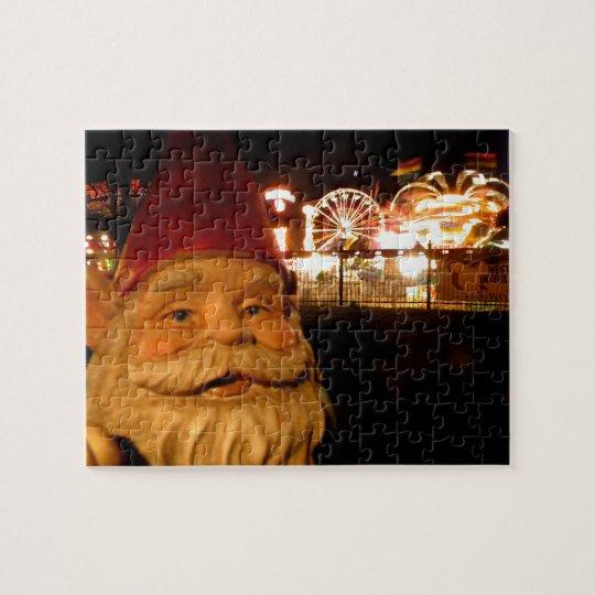 Gnomo del carnaval puzzle