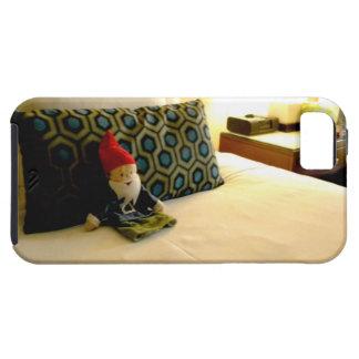 Gnomo del hotel funda para iPhone SE/5/5s